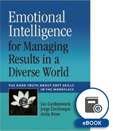 Emotional Intelligence for Managing Results in a Diverse World (eBook)