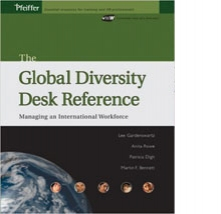 Global Diversity Desk Reference – Managing an International Workforce